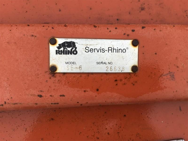 Rhino SE6 Rotary Cutter