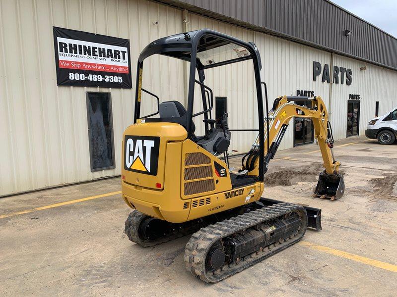 2015 Caterpillar 302.4D Excavators and Mini Excavator
