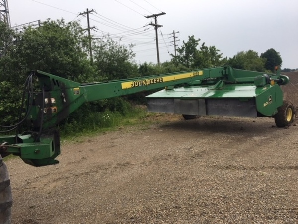 John Deere 945 Mower Conditioners for Sale | Machinery Pete