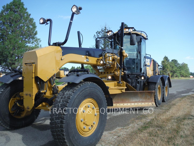 2011 Caterpillar 160M AWD Scraper
