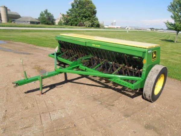 John Deere 8300 Drills For Sale Machinery Pete
