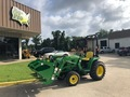 2018 John Deere 3032E Under 40 HP