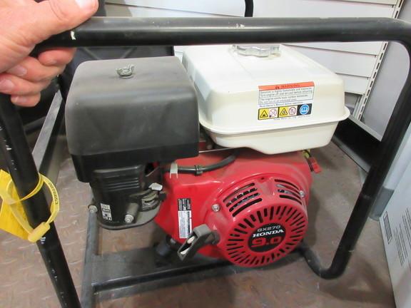 2012 Wallenstein EC5000 Generator