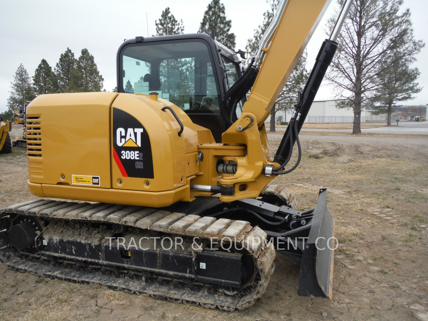 2015 Caterpillar 308E2 CRSB Excavators and Mini Excavator