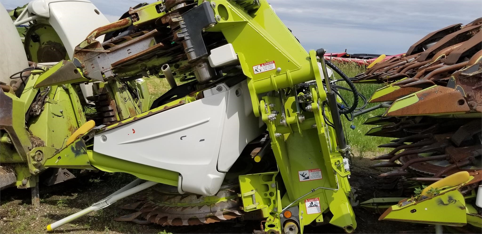 Claas ORBIS 900 Forage Harvester Head