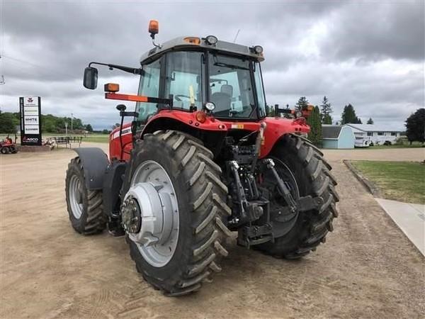 2011 Massey Ferguson 7499 Tractor