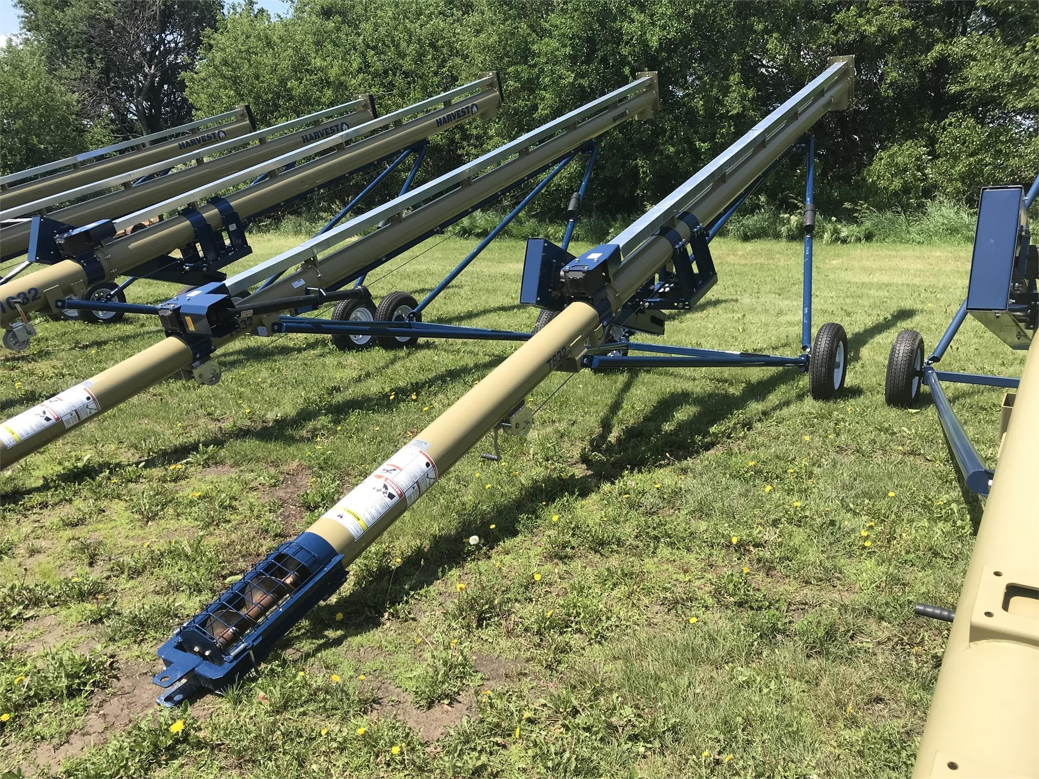 2019 Harvest By Meridian T832 Augers and Conveyor