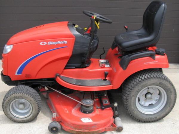 Used Simplicity Conquest Lawn and Garden for Sale   Machinery Pete