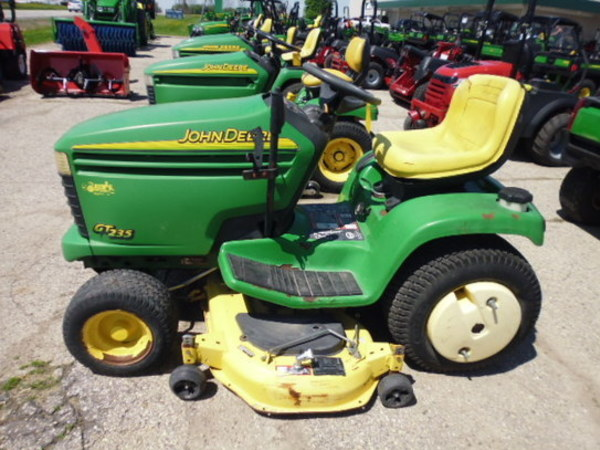 John Deere Gt235 Lawn And Garden For Sale Machinery Pete