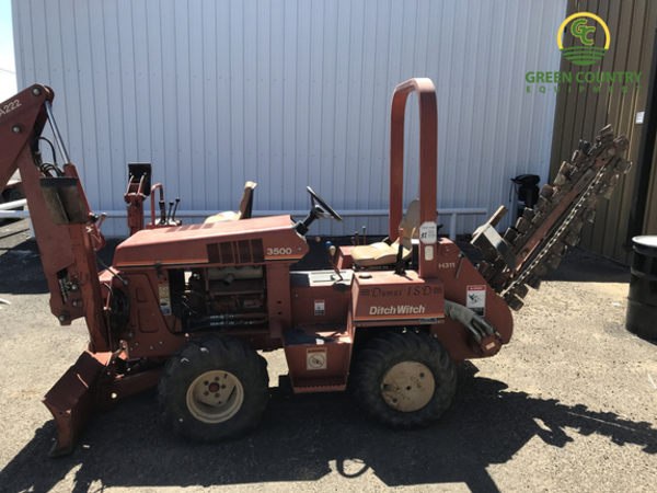 Used Ditch Witch Trenchers for Sale | Machinery Pete
