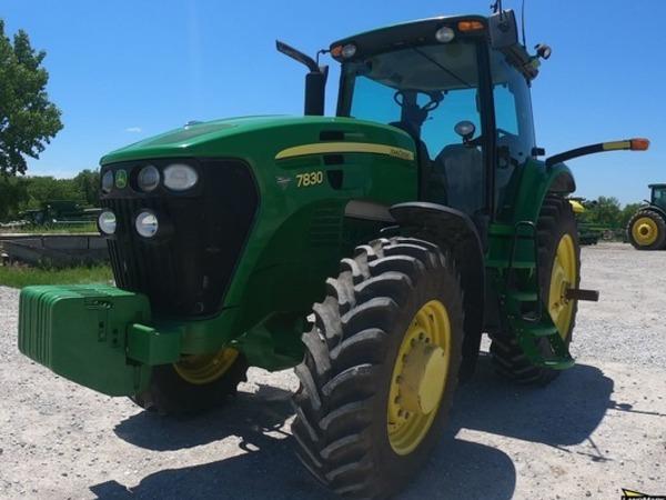 2006 John Deere 7830 Tractor