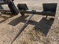 Worksaver Bale Spear Loader and Skid Steer Attachment
