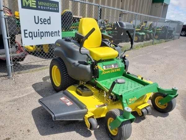 John Deere Z665 Lawn and Garden for Sale | Machinery Pete