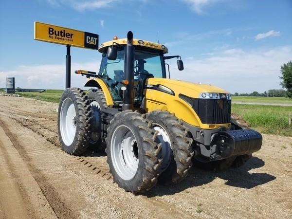 2013 Challenger MT675D Tractor