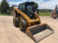 2015 Caterpillar 262D Skid Steer