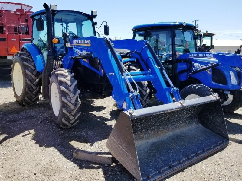 Used New Holland T4 110 Tractors for Sale | Machinery Pete