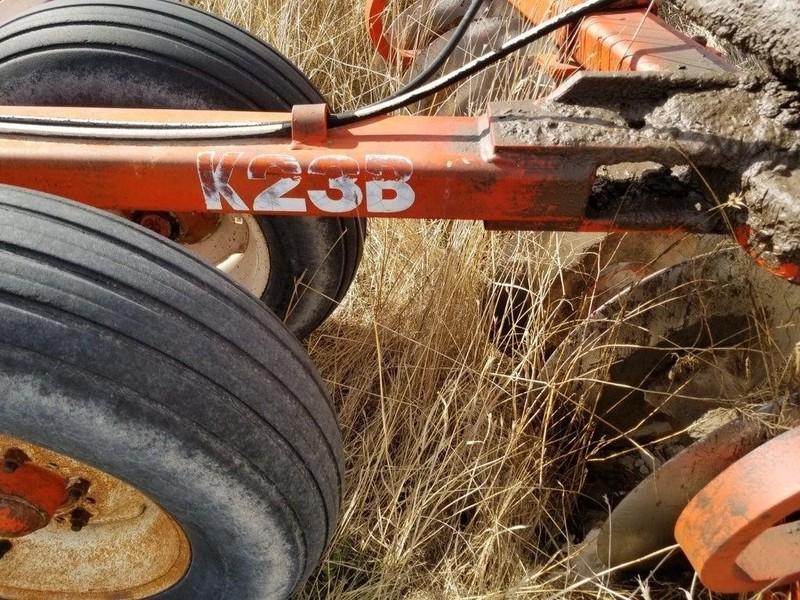Case IH K23A Disk