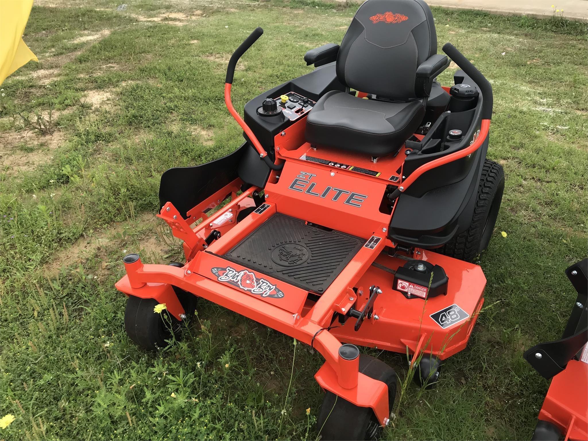 Bad Boy ZT Elite 4800 Lawn and Garden