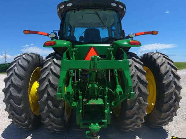 2016 John Deere 8245R Tractor