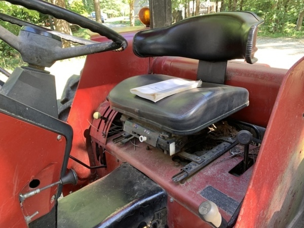 1989 Case IH 485 Tractor