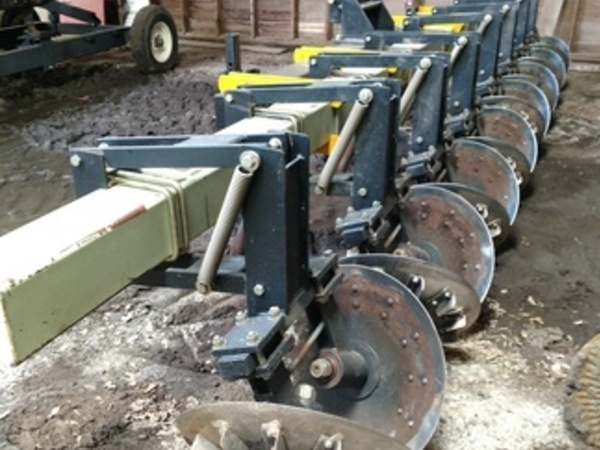 Used Orthman Flail Choppers / Stalk Choppers for Sale