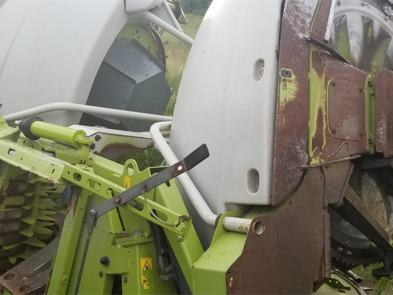 Claas ORBIS 600 Forage Harvester Head