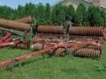1995 Farmhand WP42 Mulchers / Cultipacker