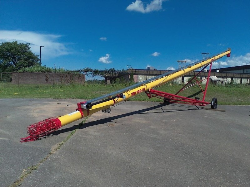 Used Westfield WR100-61 Augers and Conveyors for Sale
