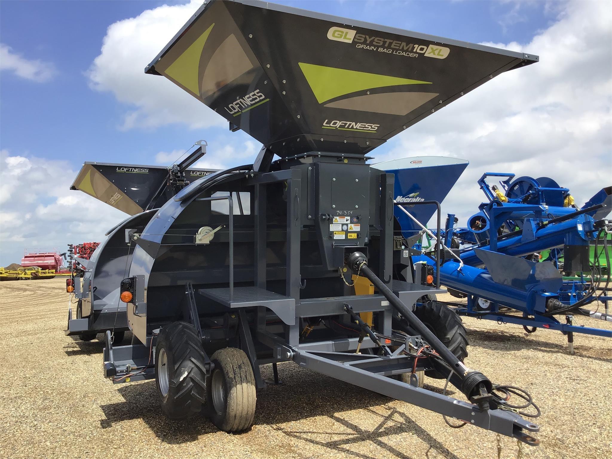 2019 Loftness XLB10 Grain Bagger