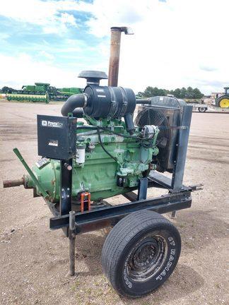 2000 John Deere 6068T Generator