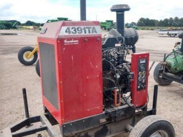 Case IH 4391TA Generator