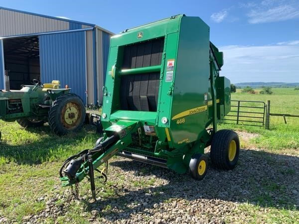 John Deere Round Balers for Sale | Machinery Pete