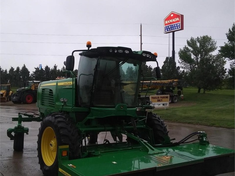 John Deere Self-Propelled Windrowers and Swathers for Sale
