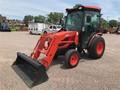 2018 Kioti CK4010SE Tractor