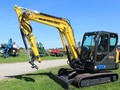 2019 New Holland E57C Excavators and Mini Excavator