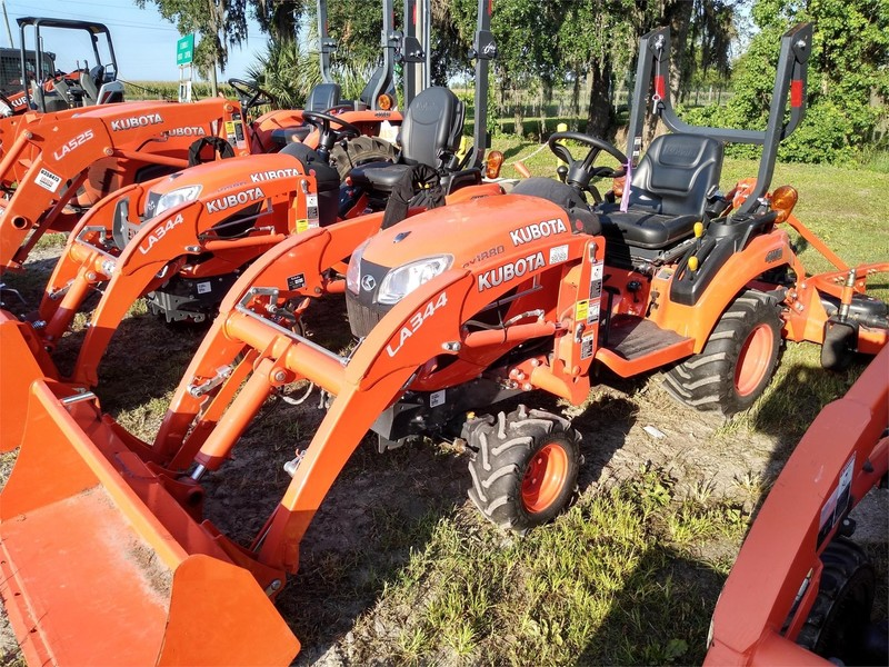 Used Kubota BX1880 Tractors for Sale | Machinery Pete