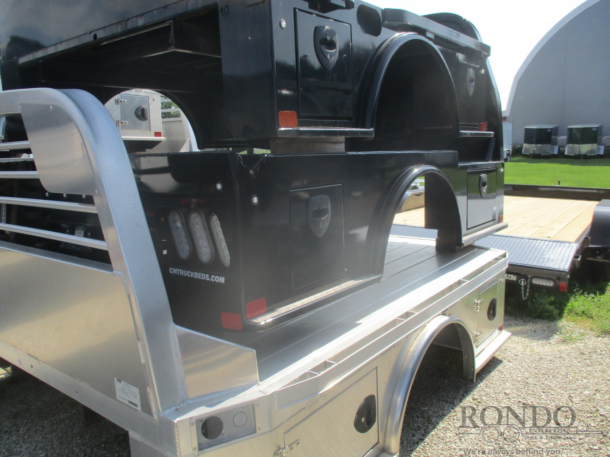 2017 CM WD Truck Bed