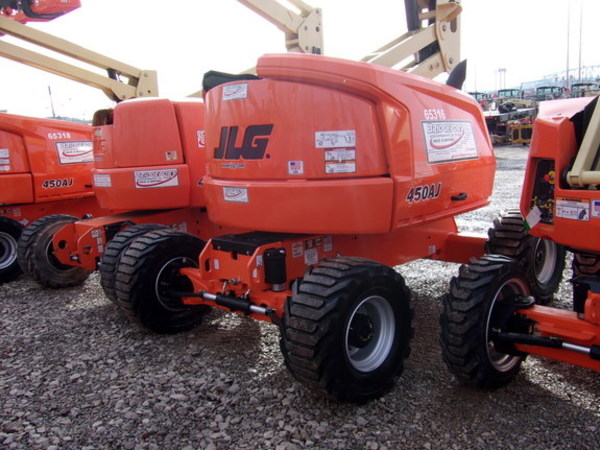 2017 JLG 450AJ BOOM LIFT Telehandler