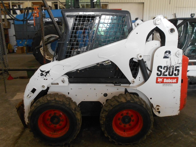Used Bobcat S205 Skid Steers for Sale | Machinery Pete