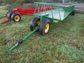 2020 Stoltzfus 5x28 Feed Wagon