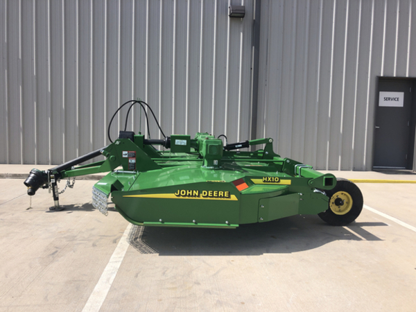 John Deere HX10 Rotary Cutters for Sale | Machinery Pete