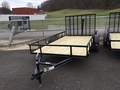 2019 Carry-On 6X12GW Flatbed Trailer