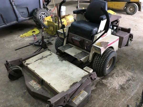 Used Grasshopper 721D Lawn and Garden for Sale | Machinery Pete