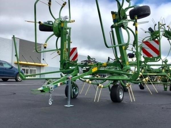 Used Krone Tedders for Sale | Machinery Pete