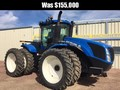 2011 New Holland T9.390 175+ HP