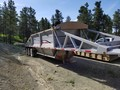 2012 Precision 42 Flatbed Trailer