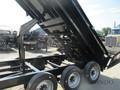 2020 PJ DLS16K3BSS0P Dump Trailer