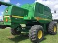 2000 John Deere 9550 Combine