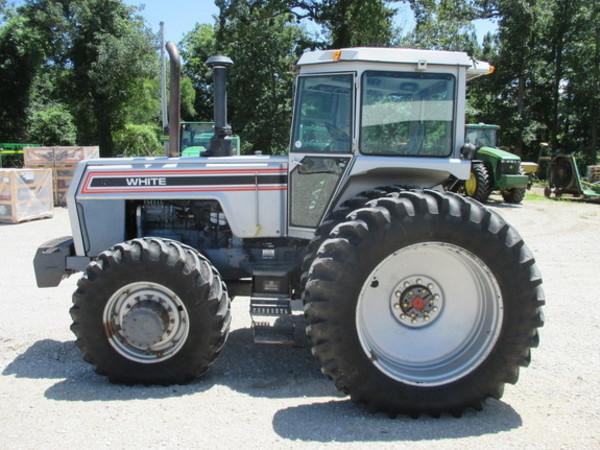 1987 White 185 Tractor