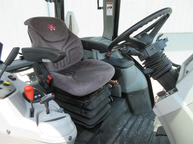 2008 Massey Ferguson 5465 Tractor